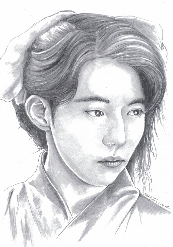 Nam Joo-hyuk by ZiaCz